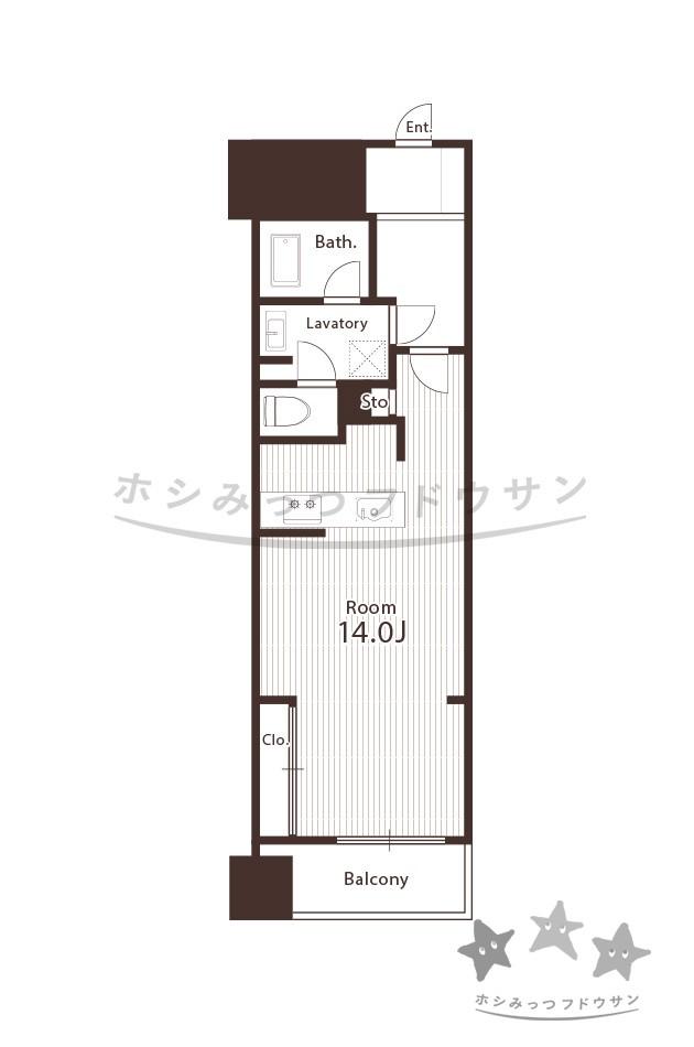1R / 41.69㎡ 95,000円~ ≪ロイジェント栄≫ 名古屋 デザイナーズマンション 賃貸 名古屋市中区