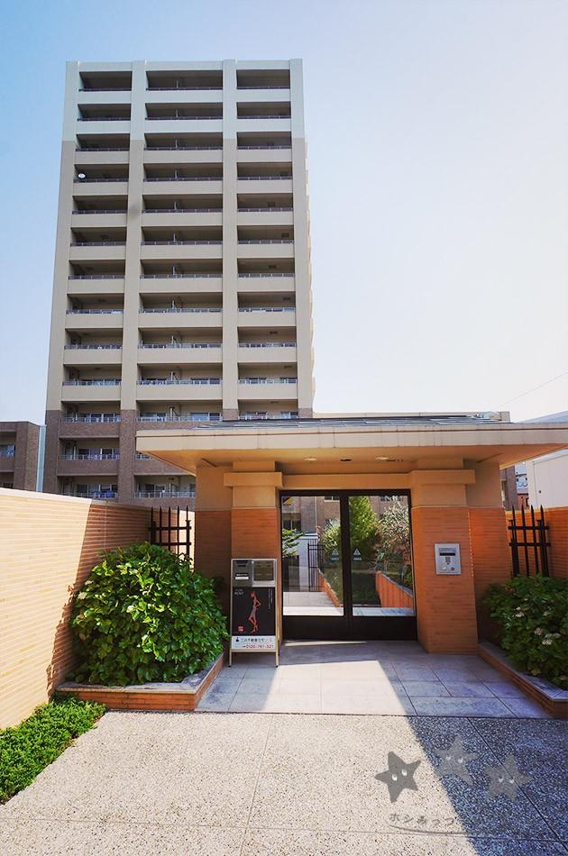 パークアクシス白壁 (名古屋 デザイナーズマンション 賃貸)
