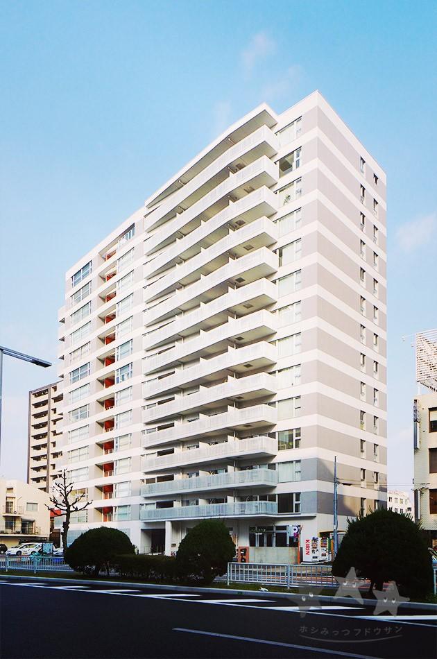 《N.S.ZEAL葵(エヌエスジール葵)》名古屋市東区 デザイナーズマンション 賃貸