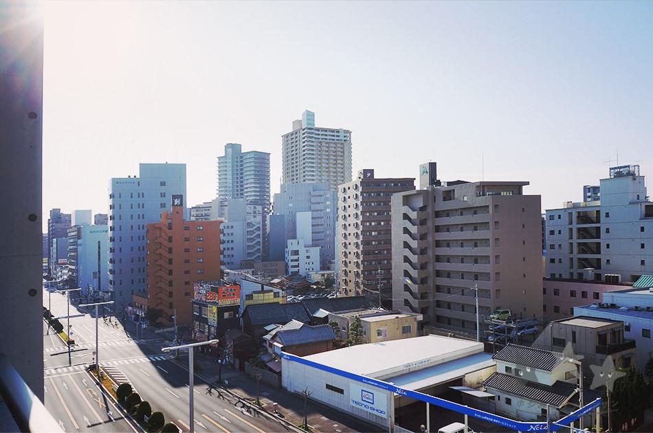 1LDK / 46.36m2 105,500円~ 《プロビデンス葵タワー》名古屋市東区 デザイナーズマンション 賃貸