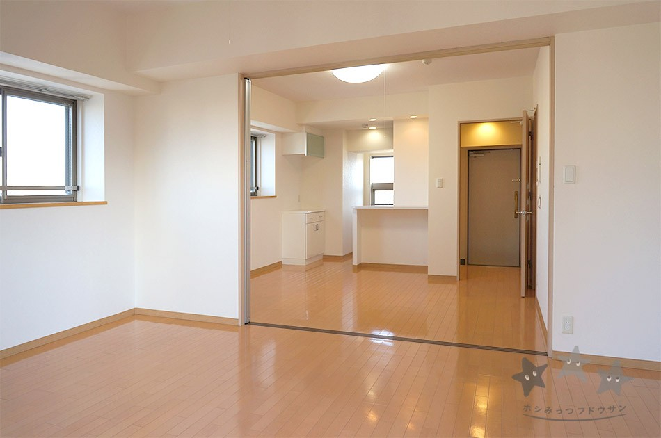 1LDK / 51.57m² 117,000円~ 《プロビデンス葵タワー》名古屋市東区 デザイナーズマンション 賃貸