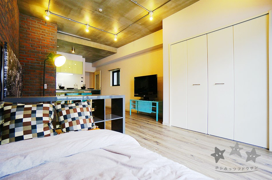 1LDK/ 45.55m² 94,000円~ 『N Apartment』 名古屋市中区 デザイナーマンション 賃貸