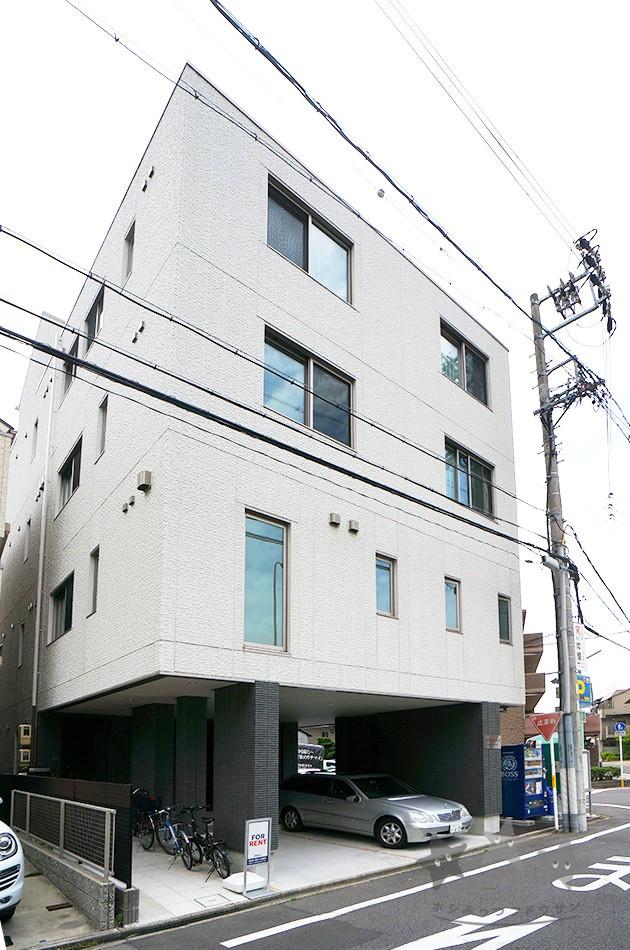 『スクエアメゾン覚王山』 名古屋市千種区 デザイナーマンション 賃貸