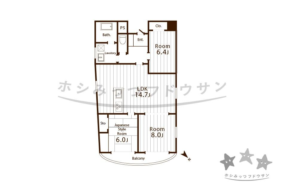 3LDK/77.14㎡ 112,000円 『コートアクシス新栄』 名古屋市中区 デザイナーズマンション 賃貸
