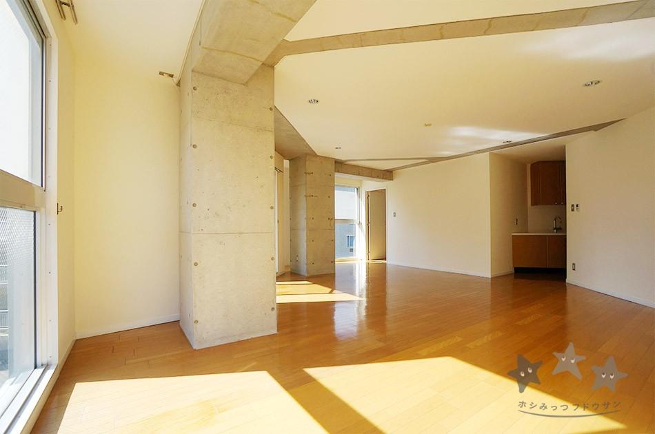 1LDK/ 68.04m² 125,000円~ 『Ns21やごと』  名古屋市昭和区 デザイナーズマンション 賃貸